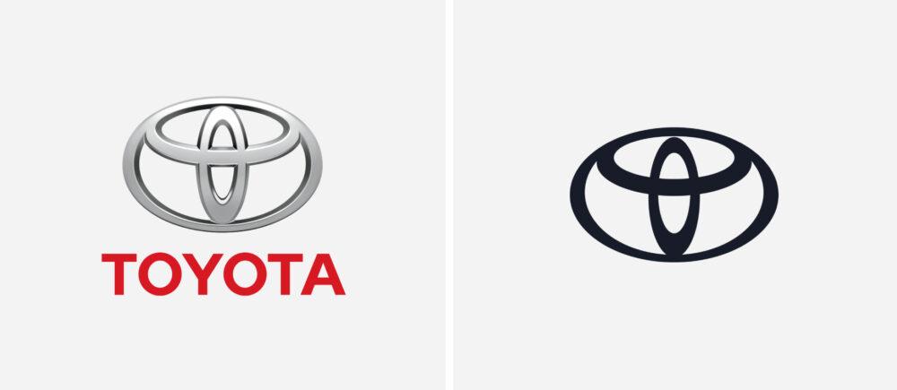 Simpler Life Toyota logo design